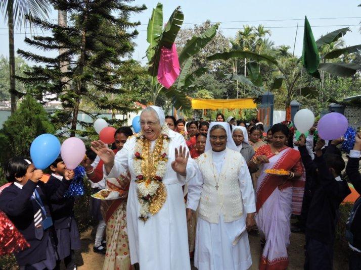 2..welcome at Auxilium Kalyani